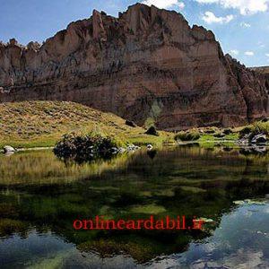تالاب جیران گلی-شهرستان مشگین شهر