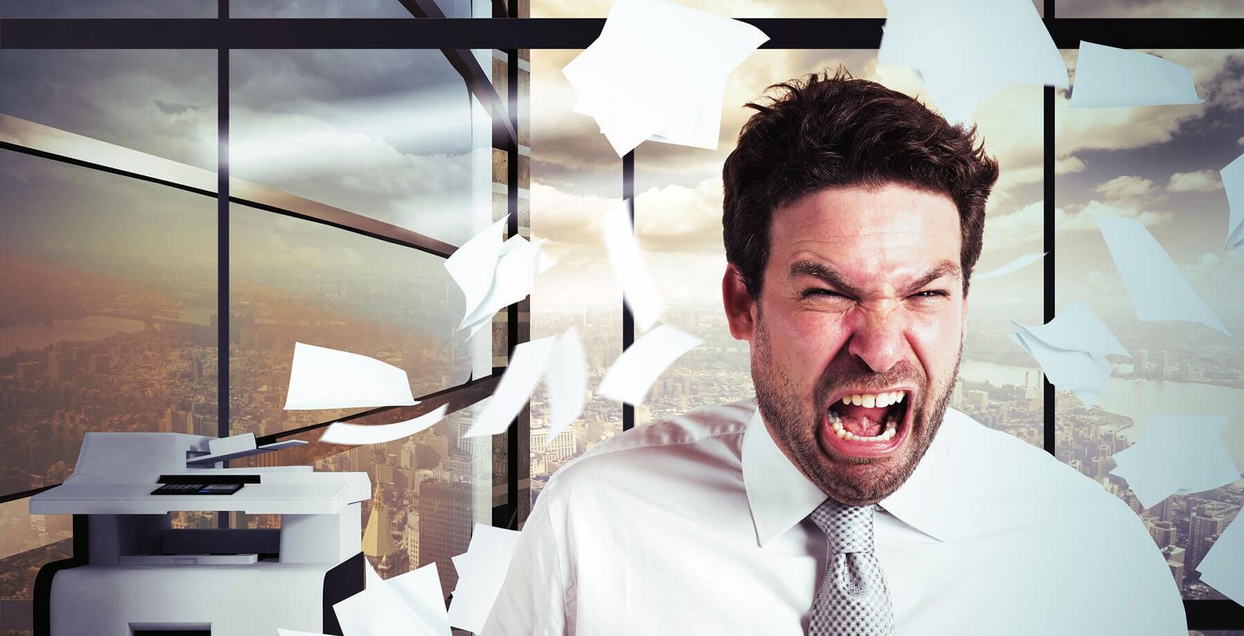 راه های کنترل خشم و عصبانیت
