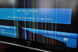 تعمیر پنل تلویزیون