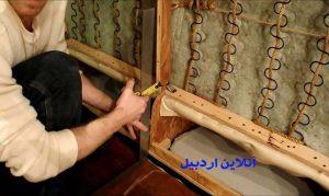 تعمیرات مبل در خانه